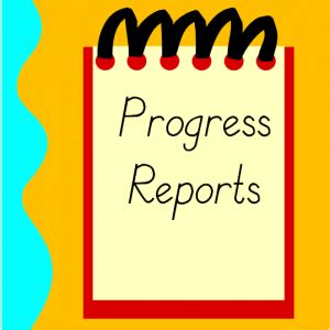 How to write a church monthly report